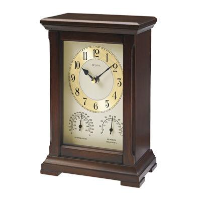 Bulova® Sherwood Clock-B1672