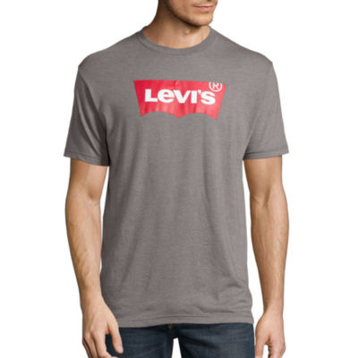 Levi's® Batwing Short Sleeve Logo Tee