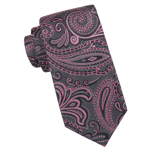 Collection By Michael Strahan Fiddler Paisley Tie