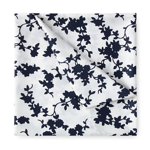 JCPenney Home™ 325tc Cotton Print Set of 2 Pillowcases