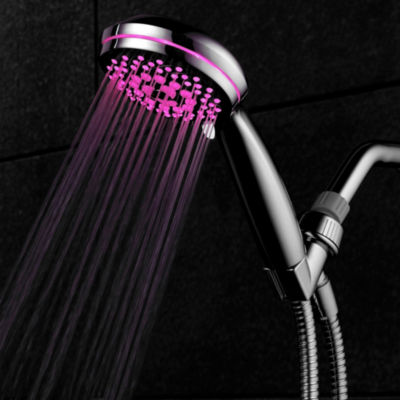 HotelSpa® Spectrum™ Ultra-Luxury 7-Setting LED Showerhead