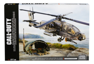 Mega Bloks Call of Duty Anti-Armor Helicopter