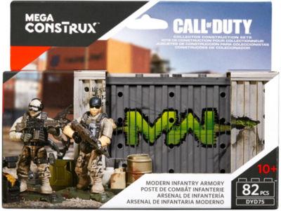Mega Construx Call of Duty Modern Infantry Armory