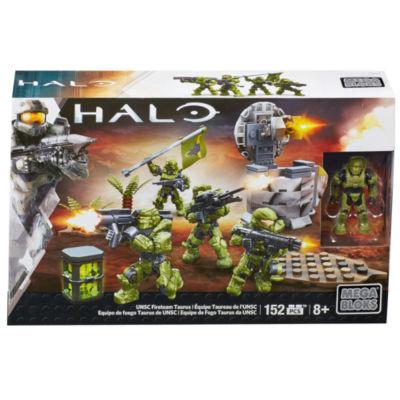 Mega Bloks Halo UNSC Fireteam Taurus