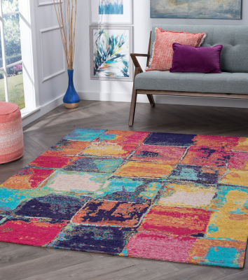 Tayse Dynasty Stockton Rectangular Rugs