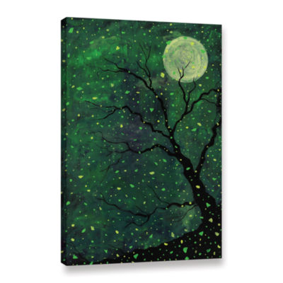 Brushstone Moonchild Gallery Wrapped Canvas Wall Art