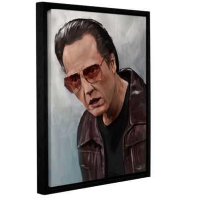 Brushstone More Cowbell Gallery Wrapped Floater-Framed Canvas Wall Art