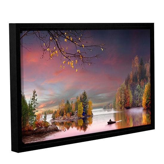 Brushstone Muskoka Life Gallery Wrapped Floater-Framed Canvas Wall Art