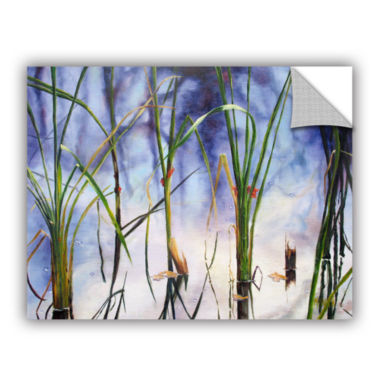 Brushstone Mystic Pond Removable Wall Decal