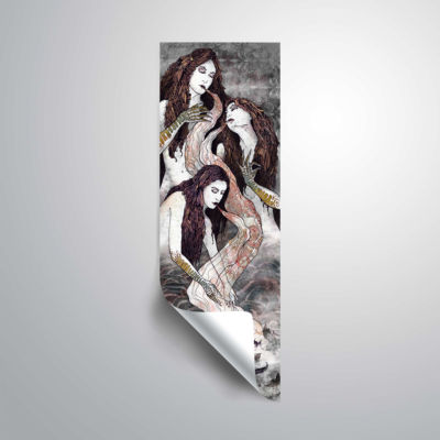 Brushstone Sirens Lure Removable Wall Decal
