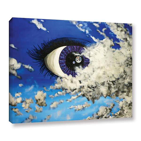 Brushstone See The Big Picture Gallery Wrapped Canvas Wall Art