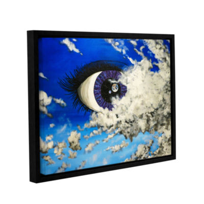 Brushstone See The Big Picture Gallery Wrapped Floater-Framed Canvas Wall Art