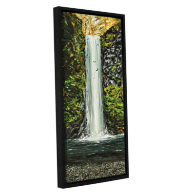 Brushstone See You On The Other Side Gallery Wrapped Floater-Framed Canvas Wall Art