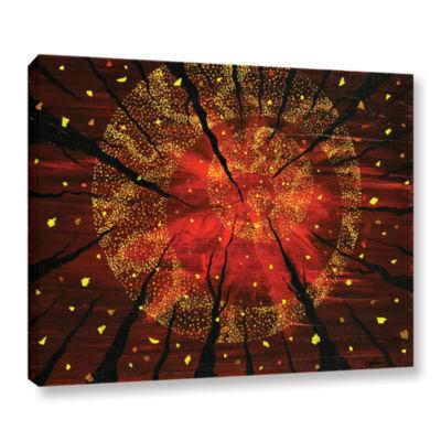 Brushstone Shaman's Dream Gallery Wrapped Canvas Wall Art