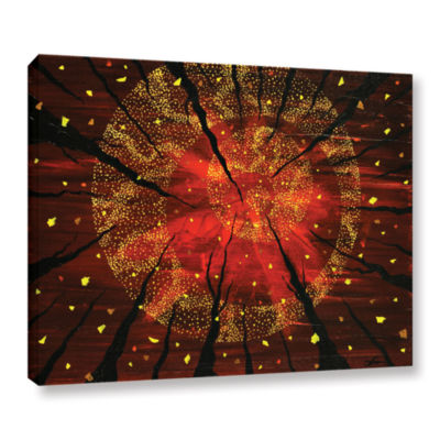 Brushstone Shaman's Dream Gallery Wrapped Canvas Wall Art