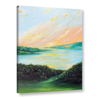 Brushstone Seeded Spirit Gallery Wrapped Canvas Wall Art