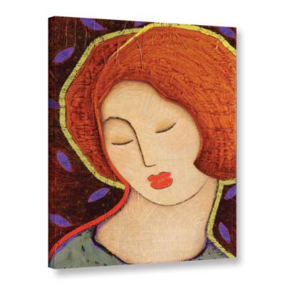 Brushstone Soul Memory Gallery Wrapped Canvas WallArt