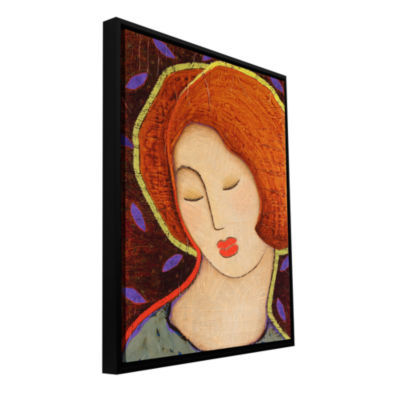 Brushstone Soul Memory Gallery Wrapped Floater-Framed Canvas Wall Art