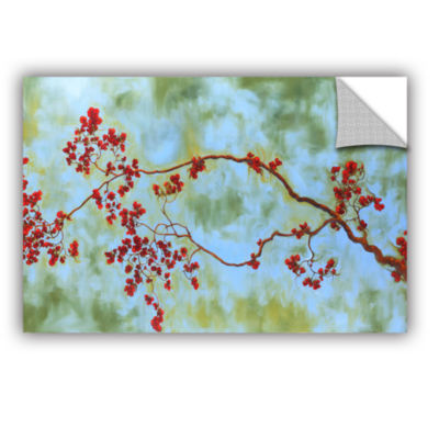 Brushstone St Clair Bloom Removable Wall Decal