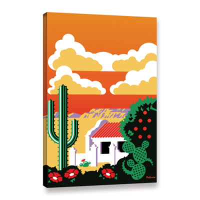 Brushstone Southwest Gallery Wrapped Canvas Wall Art