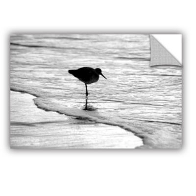 Brushstone Standing Alone Removable Wall Decal