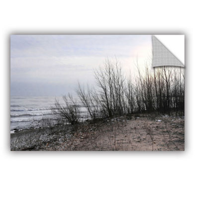 Brushstone Sundown Removable Wall Decal