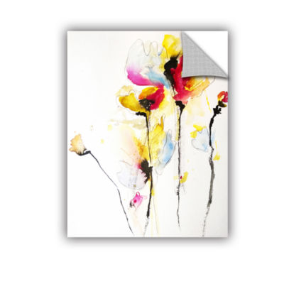 Brushstone Spring Vibrance Removable Wall Decal