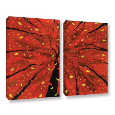 Brushstone Spellbound 2-pc. Gallery Wrapped CanvasWall Art