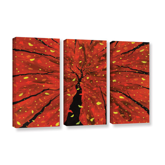 Brushstone Spellbound 3-pc. Gallery Wrapped CanvasWall Art