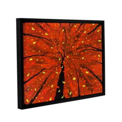 Brushstone Spellbound Gallery Wrapped Floater-Framed Canvas Wall Art