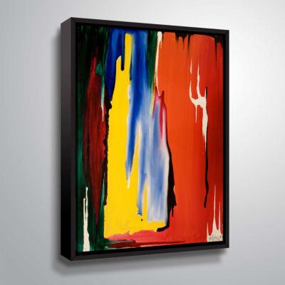 Brushstone Still Gallery Wrapped Floater-Framed Canvas Wall Art