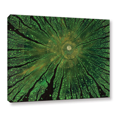 Brushstone Summer Shudder Gallery Wrapped Canvas Wall Art