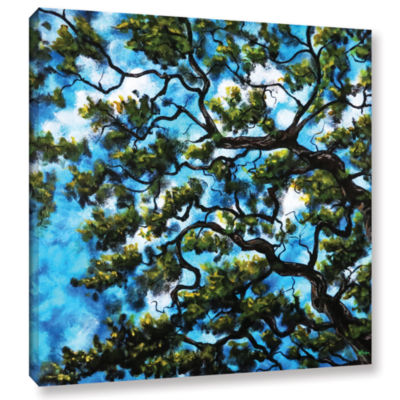 Brushstone Summer Sleep Gallery Wrapped Canvas Wall Art