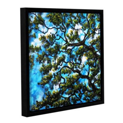 Brushstone Summer Sleep Gallery Wrapped Floater-Framed Canvas Wall Art