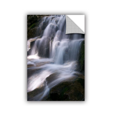 Brushstone Staircase Waterfall 3 Removable Wall Decal