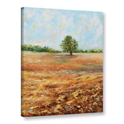 Brushstone Standing Firm Gallery Wrapped Canvas Wall Art