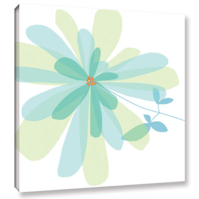 Brushstone Sun Kissed 2 Gallery Wrapped Canvas Wall Art