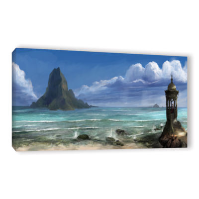 Brushstone The Proposal Gallery Wrapped Canvas Wall Art