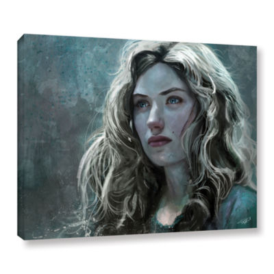Brushstone The Witch Gallery Wrapped Canvas Wall Art