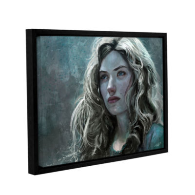 Brushstone The Witch Gallery Wrapped Floater-Framed Canvas Wall Art