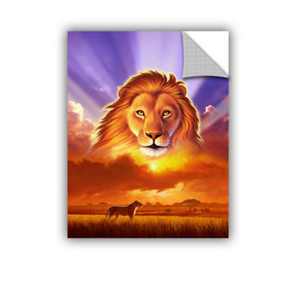 Brushstone The Lion King Removable Wall Decal