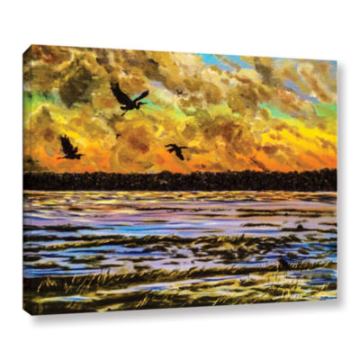 Brushstone The Wings Gallery Wrapped Canvas Wall Art