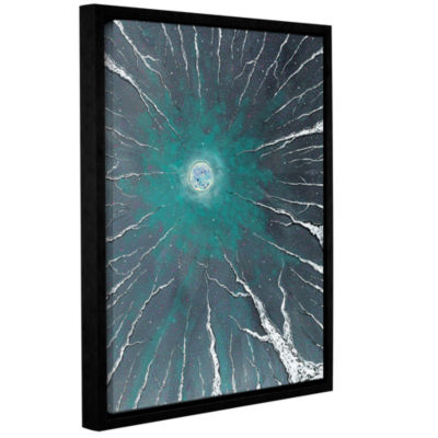 Brushstone Total Clarity Gallery Wrapped Floater-Framed Canvas Wall Art