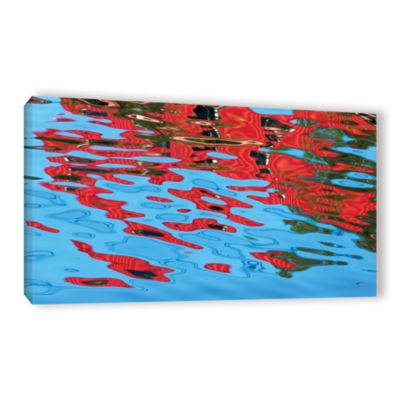 Brushstone Tofino Reflections Gallery Wrapped Canvas Wall Art