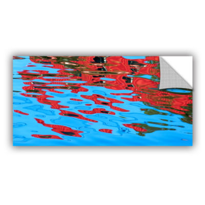 Brushstone Tofino Reflections Removable Wall Decal