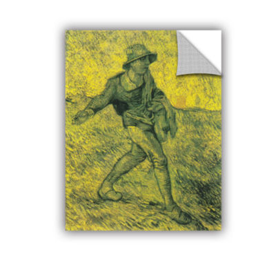 Brushstone The Sower (026) Removable Wall Decal