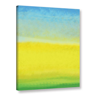 Brushstone The Land In Between Gallery Wrapped Canvas Wall Art