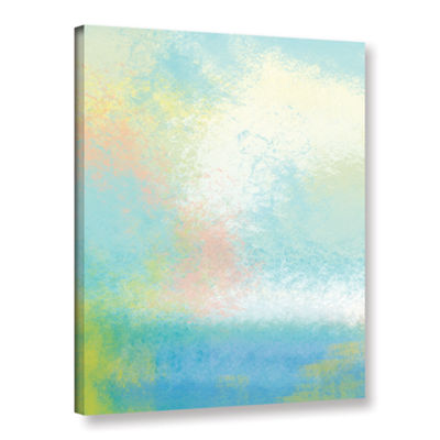 Brushstone The Land In Between 2 Gallery Wrapped Canvas Wall Art