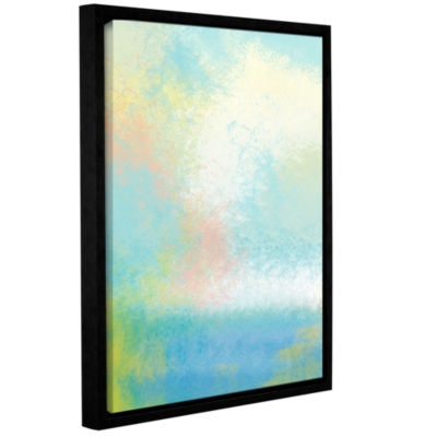 Brushstone The Land In Between 2 Gallery Wrapped Floater-Framed Canvas Wall Art