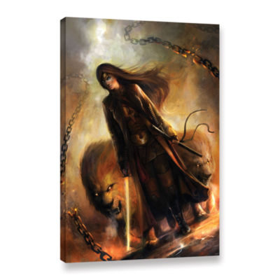 Brushstone The Good Path Gallery Wrapped Canvas Wall Art